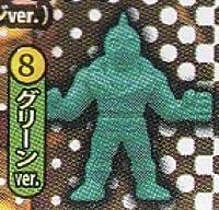【8.キン肉マンソルジャー グリーンver.】キン肉マン キンケシSP 01