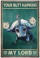 レトロおかしい金属錫サイン12x 16インチ(30 * 40 cm)トイレバスルームwcブリキ看板警告通知パブクラブカフェホームレストラン壁の装飾アートサインポスター(fs-1-150)