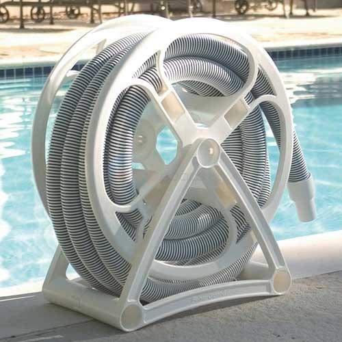 Feherguard Swimming Pool Vacuum Hose Storage Reel