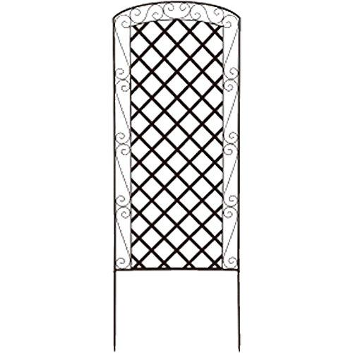 ディノス・セシール『アイアンラティス柄フェンス(G81122)』