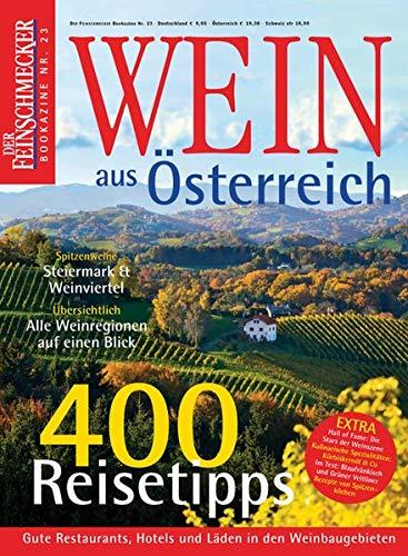 Der Feinschmecker Bookazine Nr. 23: Wein aus Österreich