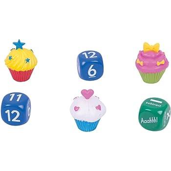 ZooBooKoo Cup Cake High Score Level 1 Mental Math Games Bigjigs ZDD2010