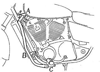 Suchergebnis Auf Für Honda Vt 1100 C2 Auto Motorrad