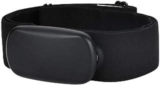Monitor de ritmo cardíaco Bluetooth ANT+ con correa de pecho para correr, ciclismo, gimnasio y otros deportes