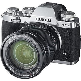 Fujifilm X-T3 Appareil Photo numérique avec Objectif stabilisateur d'image Optique Fujinon XF16-80mmF4 R WR Argenté (B0813VNR9L)   Amazon price tracker / tracking, Amazon price history charts, Amazon price watches, Amazon price drop alerts