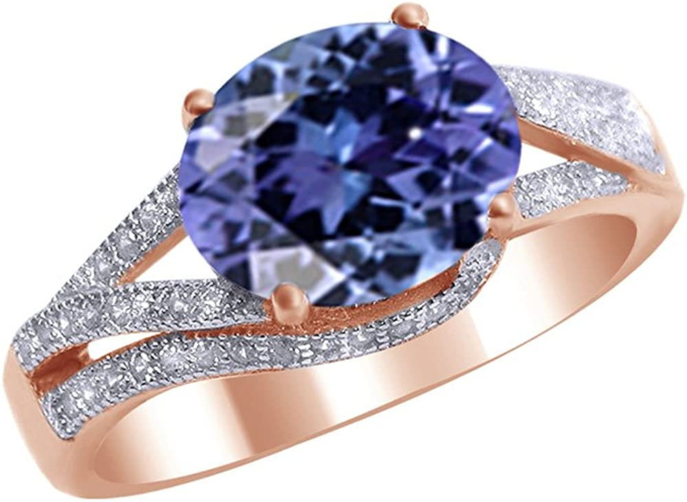 Jewel Zone US Surprise price Simulated Alexandrite Fas Zirconia Cubic and New item White