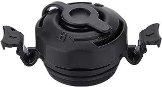 Wandisy V/álvula antifugas de Repuesto de colch/ón de Aire Inflable de pl/ástico de 22 mm Negro V/álvula antifugas de Repuesto de colch/ón de Cama de Aire Inflable de pl/ástico Negro de 22 mm