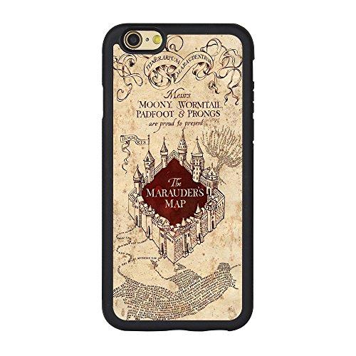 Desconocido iPhone 6S Caso, de Harry Potter y Hogwarts Mapa del merodeador de...