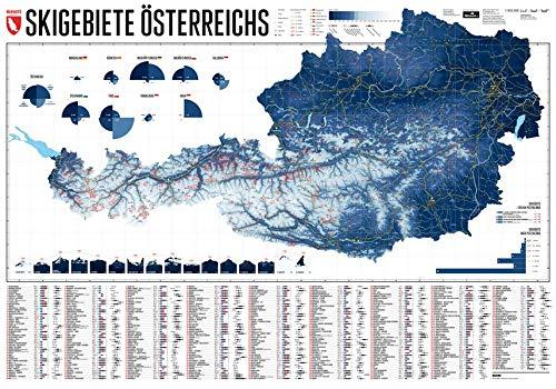 Skigebiete Österreichs: Edition 2