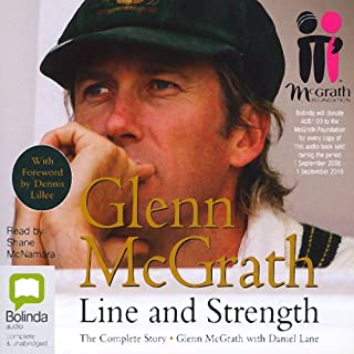 Glenn McGrath cover art