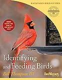 Identifying and Feeding Birds (1) (Peterson Field Guides/Bird Watcher's Digest Backyard Bird Guides)