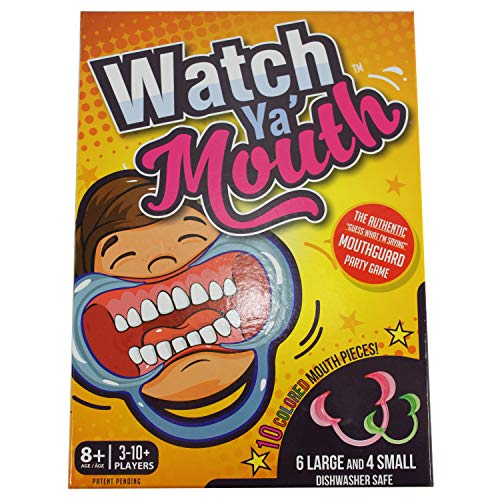Watch Ya Mouth Family Game