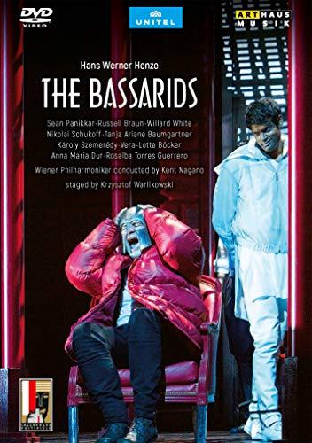 Die Bassariden / The Bassarids / Salzburger Festspiele 2018 [2 DVDs]