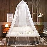 FGen Moustiquaire de Lit B¨¦B¨¦, moustiquaire grand lit, ciel de lit bebe, Facile à I...