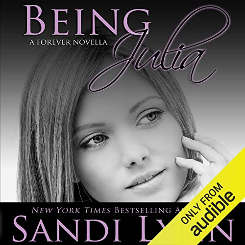 Being Julia audiobook cover art