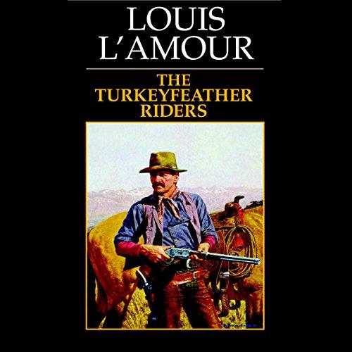 Turkeyfeather Riders  audiobook cover art