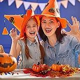 Herbst Deko Set, Kesote 120 PCS Kürbis Künstlich Ahornblatt Thanksgiving Tischdeko Erntedankfest Halloween Dekoration Tannenzapfen Eicheln - 6
