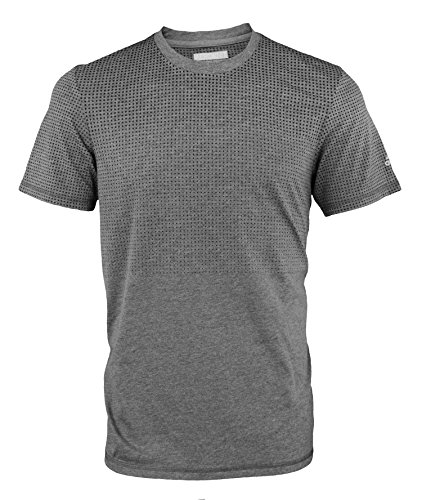 adidas Men's Performance Aeroknit Climacool Short Sleeve T-Shirt