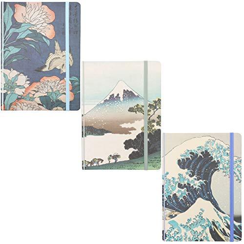 Quaderni con Copertina Rigida - Hokusai