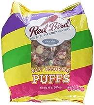 Best red bird puffs Reviews
