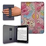 Funda para Libro electrónico eReader eBook de 6 Pulgadas - Woxter, Tagus, BQ, Energy, SPC, Sony, Inves, Papyre, Wolder, Nolim - 6' Universal - elástico (107)