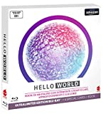 Hello World Esclusiva Amazon (Ultralimited Edition Blu-ray + Book + Digipack + 4 card) [Tiratura Limitata Numerata 1500 Copie] (Box Set) ( Blu Ray)