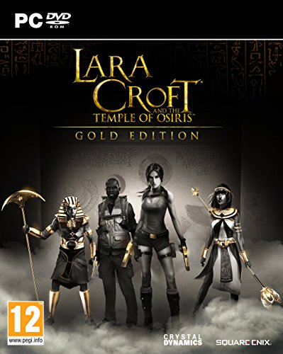 Lara Croft and the Temple of Osiris Gold Edition (PC) (DVD) [Import UK]