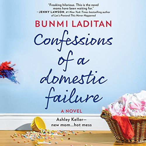 Confessions of a Domestic Failure  By  cover art