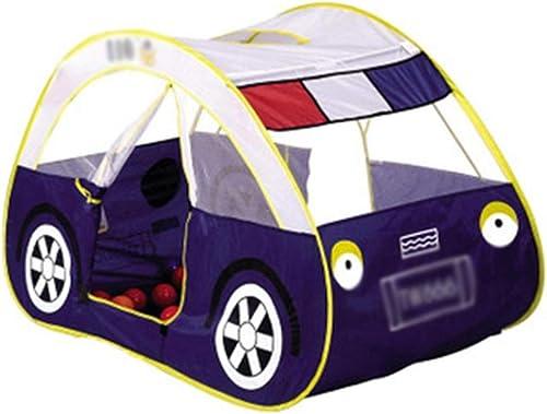 Jouets éducatifs Voiture de Police pour Enfants portable Game Toy House Ball Pool Piscine intérieure et extérieure Jeu Tente de Jeu Jeux pour Enfants