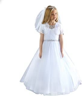 angels garment communion dresses