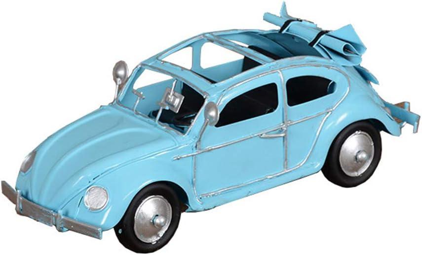 SDBRKYH Car Model Decoration Cl Vintage Iron Finally popular Popularity brand Handmade