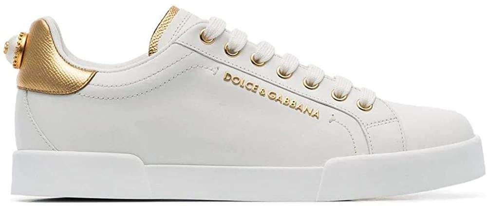 dolce & gabbana sneakers da donna luxury fashion in pelle ck1602an2988b996