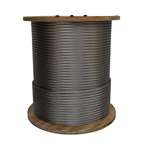 Heat Cable - 200 Feet - 120 Volt - End Terminated and Power Terminated - Industrial Grade Materials Provide Extreme Durability