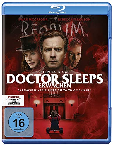 Stephen Kings Doctor Sleeps Erwachen [Blu-ray]