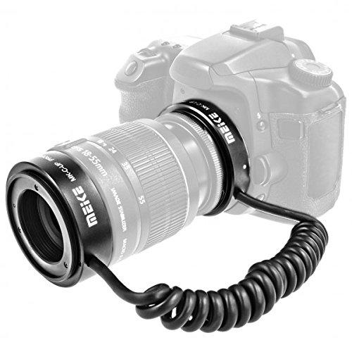 Impulsfoto Minadax Makroadapter - Autofokus AF-Retroadapter Retro 58mm-77mm für Canon EOS DSLR
