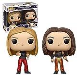 Funko - Muñecas de los Personajes Angel y Buffy de la Serie «Buffy, Cazavampiros», 889698145893, de la línea Pop