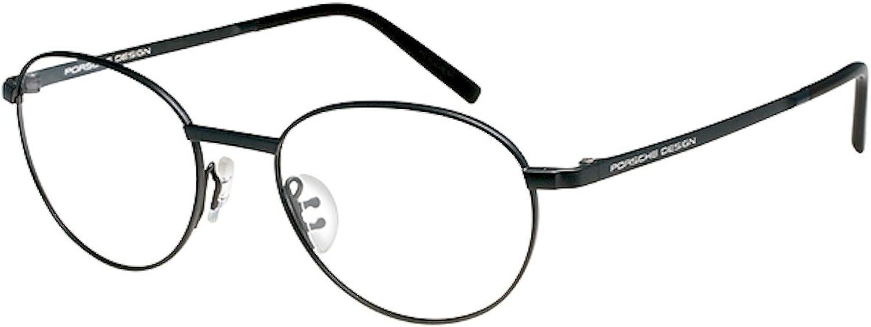 Porsche Design Eyeglasses P8306 P 8306 Gunmetal Full Rim Optical Frame 51mm