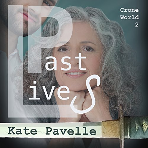 Past Lives audiobook cover art