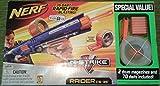 Nerf N-Strike Raider Rapid Fire CS-35 Blaster Bonus Pack