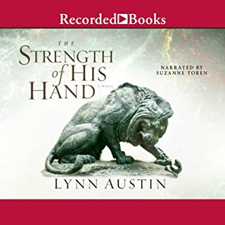 Strength of His Hand audiobook cover art
