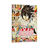 L Death Note Bonbons, Poster, Anime-Poster, dekoratives