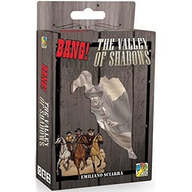 Da Vinci Bang!: The Valley of Shadows Expansion Card Game