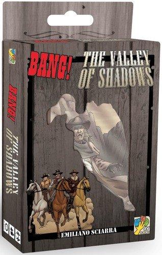 dV Giochi The Valley of Shadows-Espansione di Bang-Edizione Italiana, DVG9108