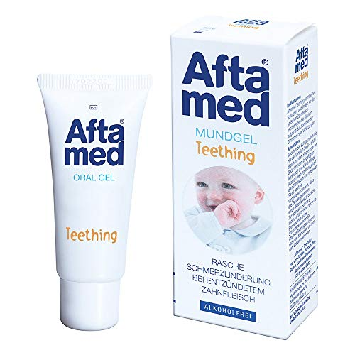 Aftamed Teething Mundgel, 15 ml