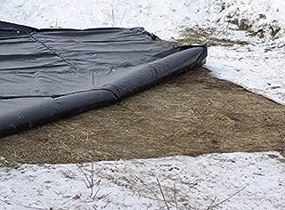 Powerblanket EH0202 High Watt Density Ground Thawing Blanket - Epoxy Curing Blanket, 2' x 2' Heated Dimensions
