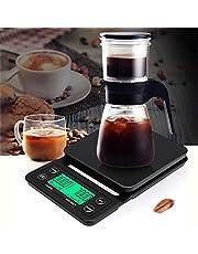 ميزان طعام رقمي للمطبخ من ديكديل، ميزان متعدد الاستخدامات 5 كغم/0.1 غرام، ميزان عالي الدقة لوزن المخبوزات ومكونات الطبخ وحبوب القهوة