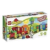LEGO Duplo - El Tren de los números (10558)
