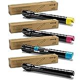 Xerox 106R01439, 106R01436, 106R01437, 106R01438 High Yield Toner Cartridge Set
