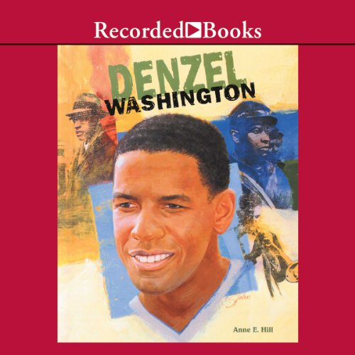 Denzel Washington audiobook cover art
