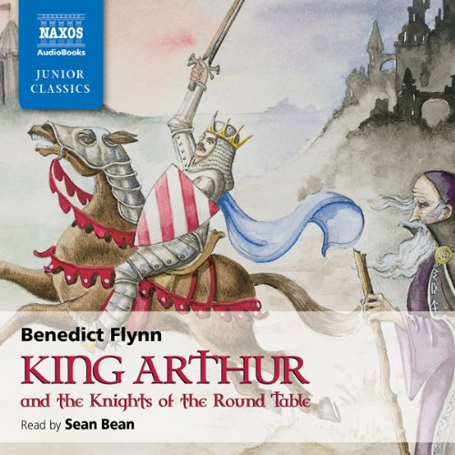 King Arthur and the Knights of the Round Table cover art